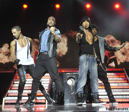 JLS to duet with Rihanna - Collaboration, record track, Jay-Z, Beyonce - News - Marie Claire
