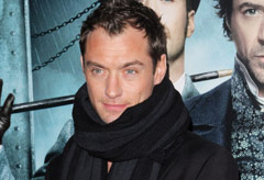 Jude Law - Celebrity News - Marie Claire