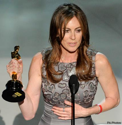 Katherine Bigelow, The Oscars 2010