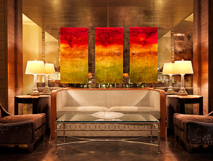 The Loden, Vancouver. Marie Claire Travel reviews