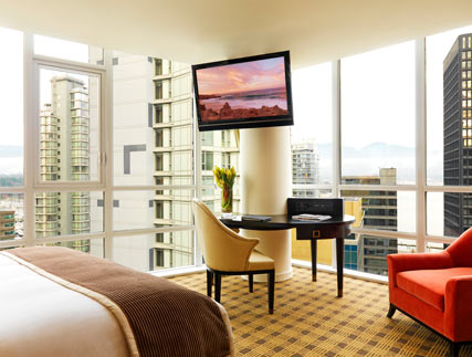 The Loden, Vancouver. Travel reviews Marie Claire