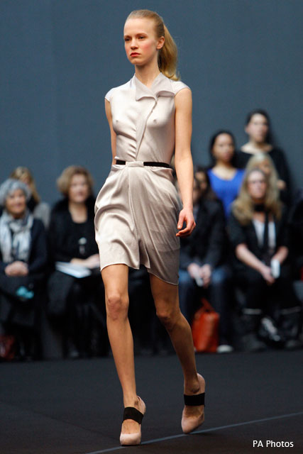 RM by Roland Mouret at Paris Fashion Week - Blogs - Marie Claire