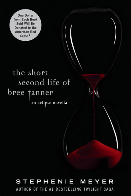 Stehanie Meyer launches fifth Twilight book - The Short Second Life of Bree Tanner - Eclipse Novella spin-off - Marie Claire