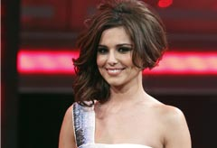 Cheryl Cole appearing on Danish X Factor