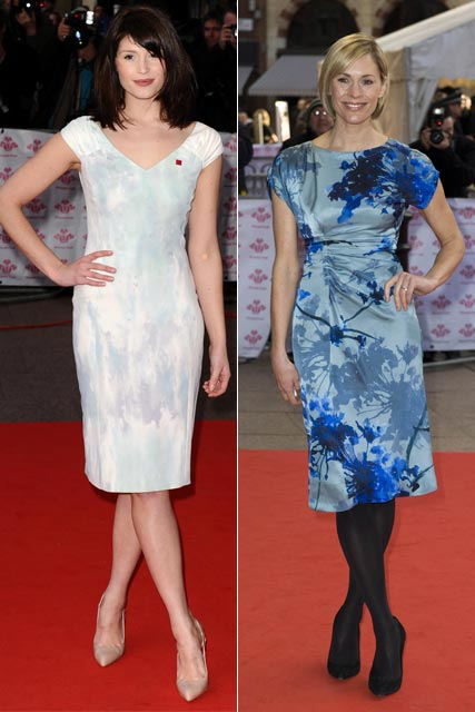 Gemma Arterton and Jenni Falconer at the The Prince's Trust Celebrate Success Awards
