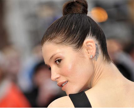 Gemma Arterton at the Clash of the Titans London premiere