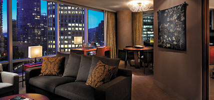 Shangri La, Vancouver. Travel reviews. Marie Claire