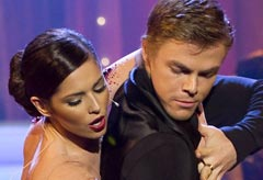 Cheryl Cole and Derek Hough, who is the next Strictly Come Dancing dancer