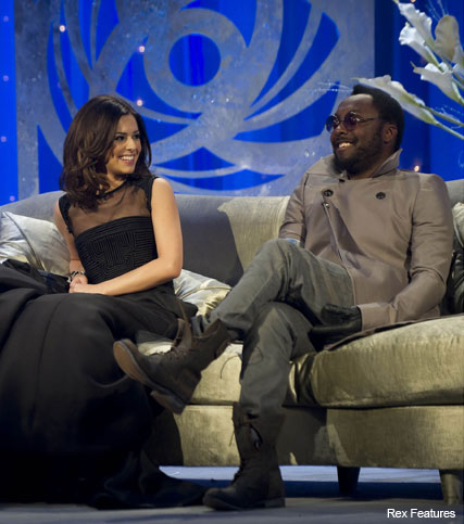 Is Cheryl Cole spending Easter with Will.I.Am? - Celebrity News - Marie Claire