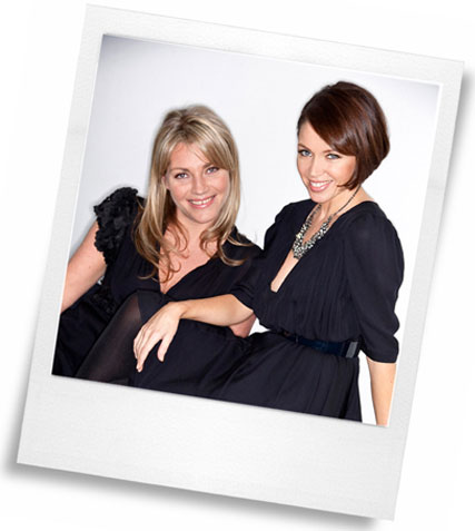 Dannii Minogue & Tabitha Somerset-Webb first clothing collection Project D - Marie Claire