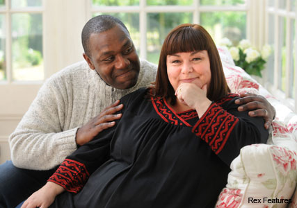 Dawn French and Lenny Henry split after 25 years of marriage - Infidelity, blonde, fling, 1999 - Celebrity News - Marie Claire
