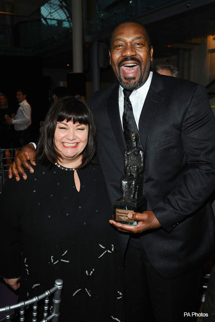 Dawn French and Lenny split after 25 years: Latest - Career change, shift, balance, power, jealousy - News - Marie Claire