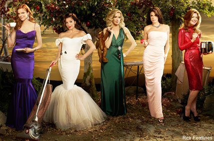 Desperate Housewives - Desperate Housewives - Celebrity News - Marie Claire