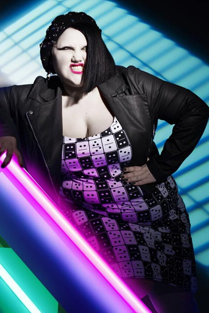 Beth Ditto for Evans - Fashion - Marie Claire