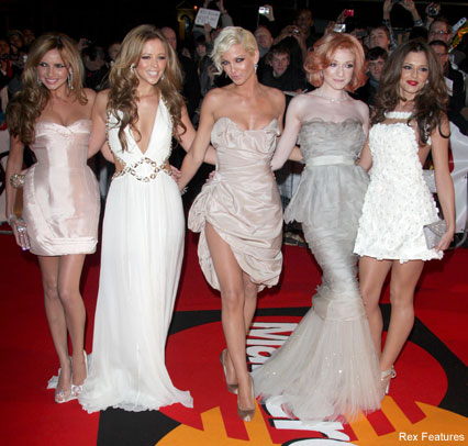 Girls Aloud - Girls Aloud - Celebrity News - Marie Claire