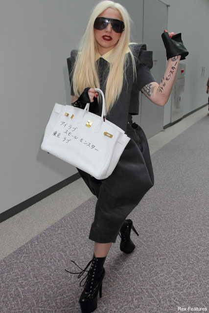 Lady Gaga - Lady GaGa?s dramatic ?baby food diet? - Celebrity Diets - Celebrity News - Marie Claire