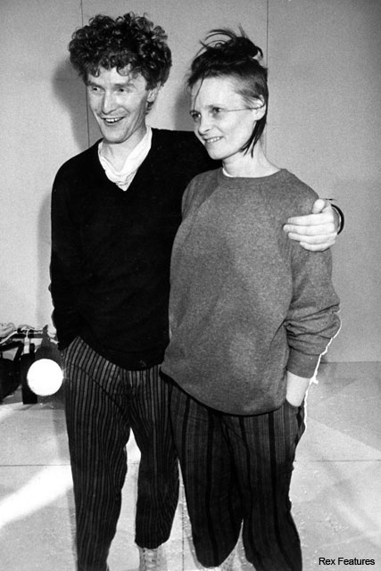 Tributes flood in as Malcolm McLaren dies aged 64 - in Switzerland, loses battle with cancer - News - Marie Claire