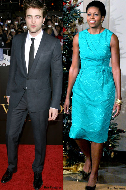 Robert Pattinson & Michelle Obama - Kristen Stewart to star in People?s Most Beautiful issue? - Celebrity News - Marie Claire