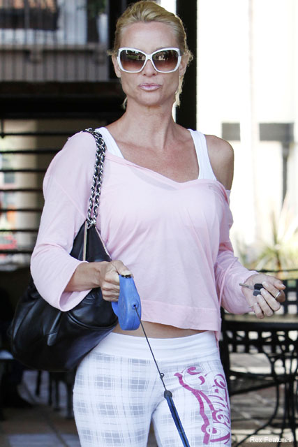 Nicollette Sheridan - Desperate Housewives - Celebrity News - Marie Claire