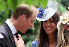 Prince William and Kate Middleton - Celebrity News - Marie Claire