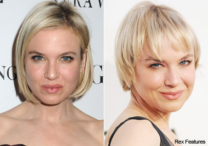 Renee Zellweger's choppy new crop: love or hate?