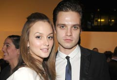Gossip Girl co-stars Leighton Meester and Sebastian Stan split