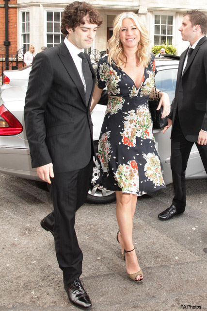 Lee Mead and Denise Van Outen - Celebrity News - Marie Claire