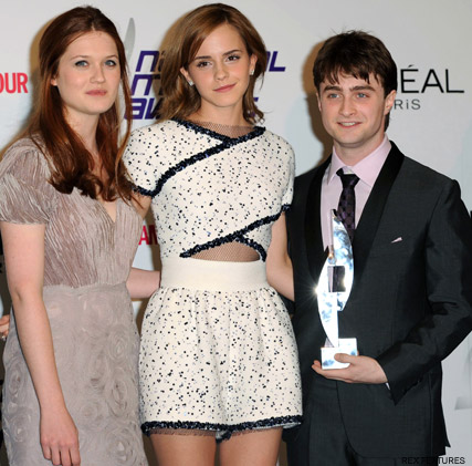 Emma Watson - Emma Watson: It feels 'like someone is dying' at end of Harry Potter - Celebrity News - Marie Claire