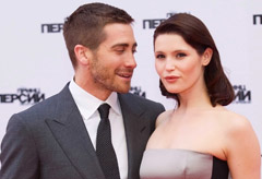 Jake Gyllenhaal and Gemma Arterton - Gemma Arterton: Jake Gyllenhaal is gorgeous - Prince of Persia - Celebrity News - Marie Claire