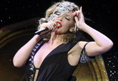 Kylie Minogue Musical in the making - Celebrity News - Marie Claire
