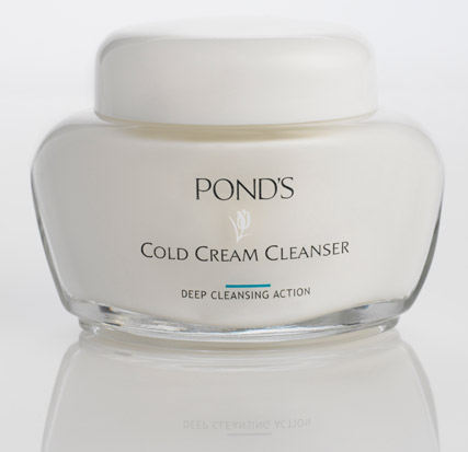 Ponds Cream Cleanser - Celebrity News - Marie Claire