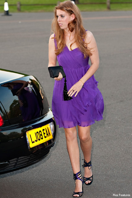 Pics Princess Beatrice S Dramatic Weight Loss