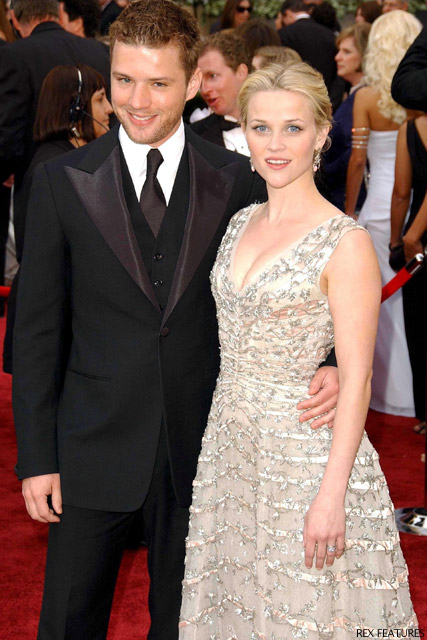 Ryan Phillippe & Reese Witherspoon - Ryan Phillippe: