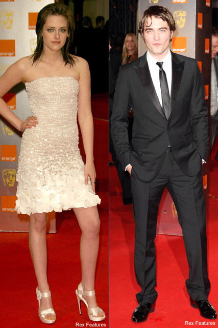 Robert Pattinson confirms Kristen Stewart romance at the 2010 BAFTAs