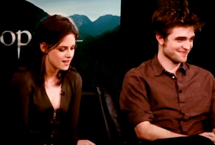 Robert Pattinson & Kristen Stewart - LATEST! Taylor Lautner talks ladies on Oprah - Twilight Oprah - Eclipse - Marie Claire