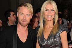Ronan and Yvonne Keating - Ronan Keating accused of cheating on wife - Celebrity News - Marie Claire