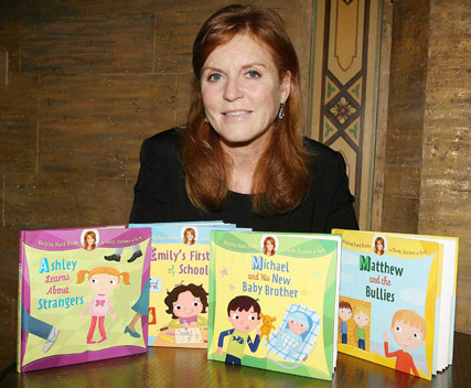 Sarah Ferguson - Sarah Ferguson to appear on Oprah - Princess Beatrice - Celebrity News - Marie Claire
