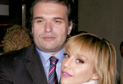 Simon Monjack - Brittany Murphy?s husband found dead  - Celebrity News - Marie Claire