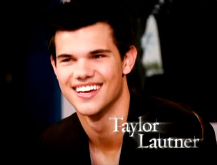 Taylor Lautner - LATEST! Taylor Lautner talks ladies on Oprah - Twilight Oprah - Eclipse - Marie Claire