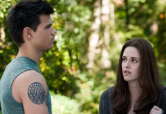 Taylor Lautner & Kristen Stewart - LATEST! Twilight characters top baby names list - Celebrity News - Marie Claire
