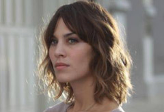 Alexa Chung has been signed as the new face of Lacoste fragrances.