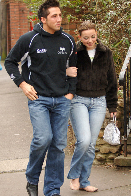 Charlotte Church and Gavin Henson - Celebrity Pictures - Marie Claire