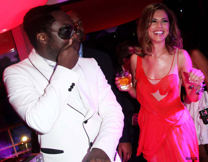 Cheryl Cole and Will.i.am - Cheryl Cole signed to Will.i.am? - Cheryl Cole style - Celebrity News - Marie Claire