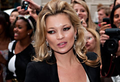 Kate Moss - Kate Moss and Pete Doherty's in-flight showdown - Celebrity News - Marie Claire