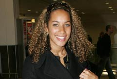 Leona Lewis - Vintage Leona! Watch the star on stage before she shot to fame - Leona Lewis tour - Celebrity News - Marie Claire