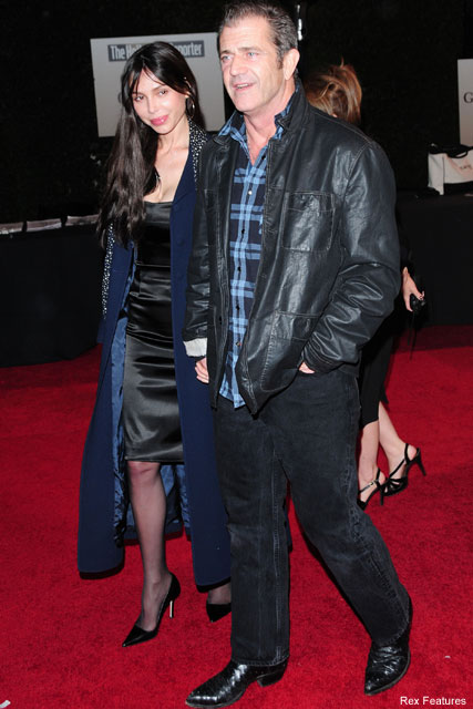Mel Gibson and Oksana Grigorieva - Celebrity News - Marie Claire
