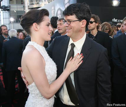 Wyck Godfrey & Kristen Stewart - LATEST! Eclipse producer confirms R-Patz and K-Stew relationship - Robert Pattinson and Kristen Stewart - Twilight - Eclipse - Eclipse Premiere - Eclipse Premiere Pics - Robert and Kristen latest - Celebrity News - Marie C