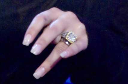 Cheryl Cole wedding ring - Celebrity News - Marie Claire