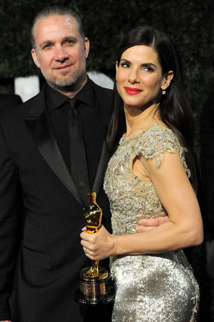 Sandra Bullock and Jesse James - Celebrity Scandals 2010 - Marie Claire