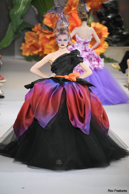 Christian Dior kick starts Paris Couture Week - Fashion, Marie Claire